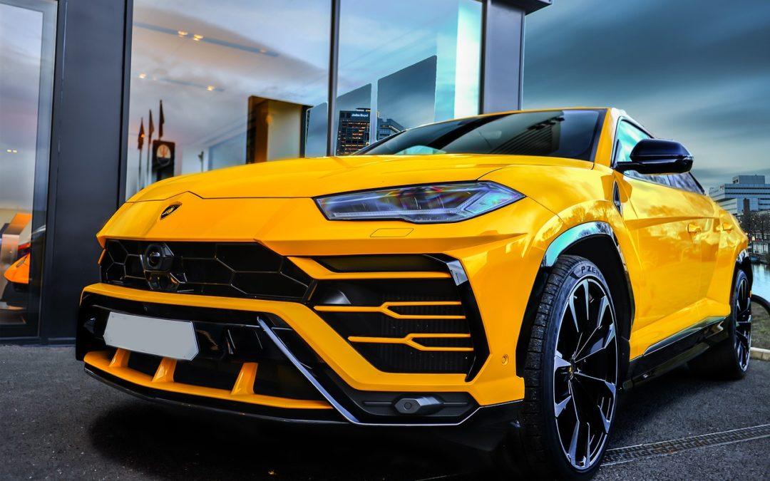 Location Lamborghini : Où louer la Lamborghini Urus ?